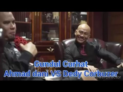 Ahmad dani VS Dedi corbuzer - YouTube