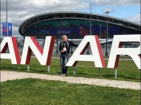О Чемпионате мира по футболу устами чемпиона (см. ВИДЕО)