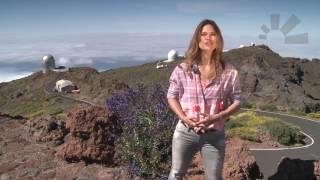Kanaren | La Palma | Roque de los Muchachos La Palma mit Steffi