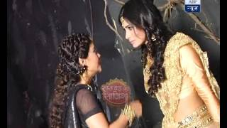 Naagin: Sisters Shesha and Shivanya get into a fight