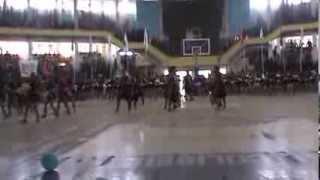 MABS Cheer Dance presentation 2013