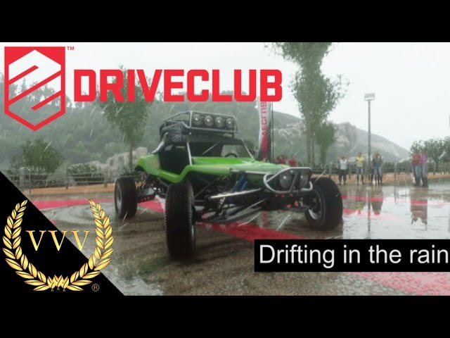 Driveclub - Drifting In The Rain
