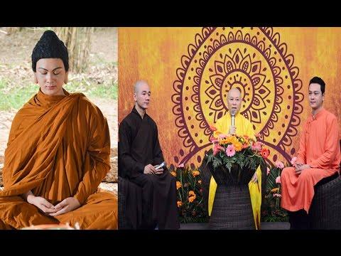 Hành trình KHỔ LUYỆN của DIỄN VIÊN đóng vai ĐỨC PHẬT ở chùa TU một tháng CƯỜI ĐAU RUỘT.