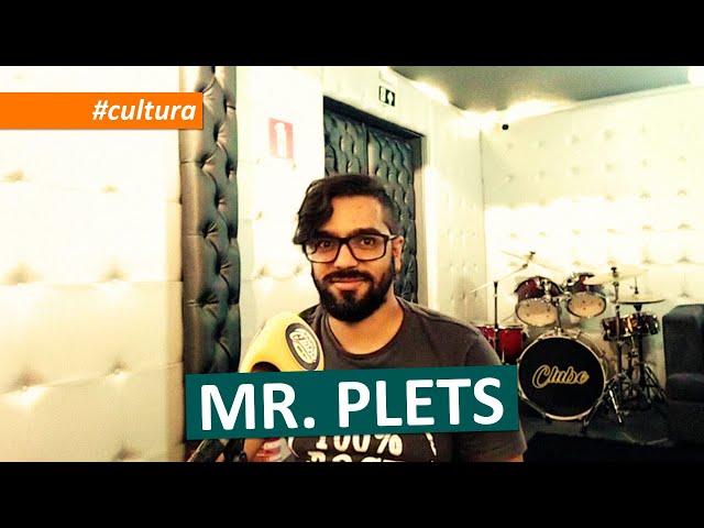 #cultura   MR. PLETS