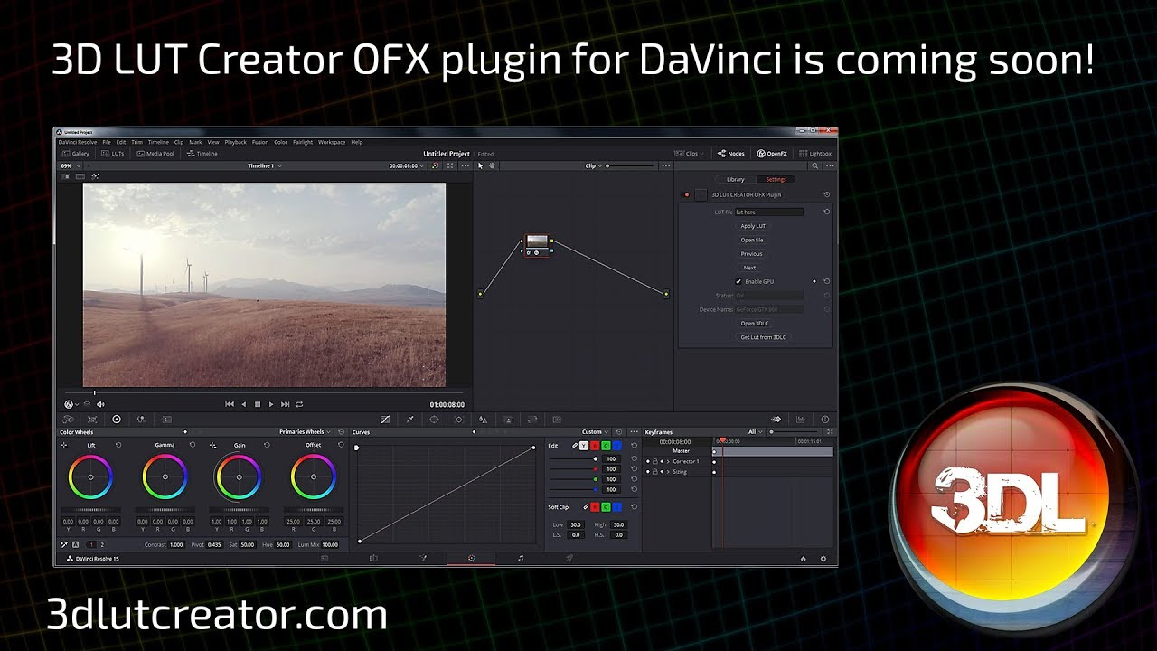 Third-party extensions for Davinci? And plugins