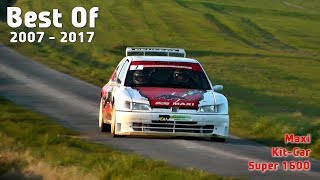 Best Of Rallye | Maxi Kit-Car S1600 | Pure Sound | With Onboard [HD] - By WTRS