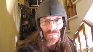 Cosplay Helmet part 1 Make your Pattern