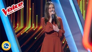 The Voice Česko Slovensko 2019 - Lucie Večeřová - Back To Black (Amy Winehouse)