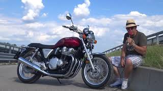 Honda CB1100EX vs. RS - Weltklasse - Zonkos Sicht