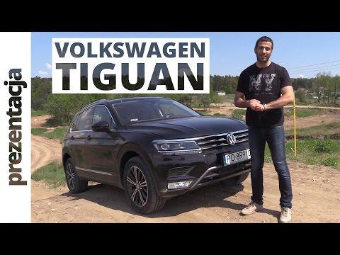 Volkswagen Tiguan, 2016 test AutoCentrum.pl 266