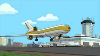 """The Cleveland Show """"...pets on vacation."""""""