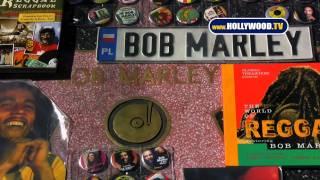 Happy Birthday, Bob Marley! At His Star on Hollywood Walk of Fame