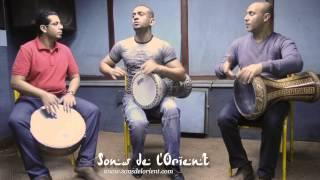 Fallahi Darbuka Egyptian Style - Sons de l