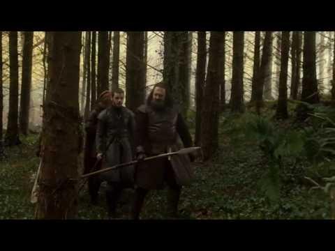 King Robert Baratheon in hunting - Game of Thrones