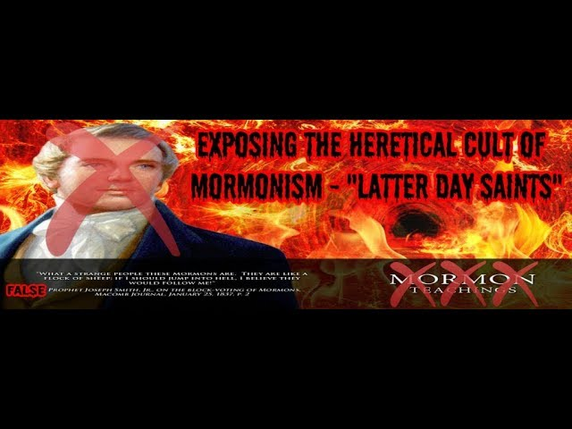 Exposing the Cult of Mormonism  - The Church of