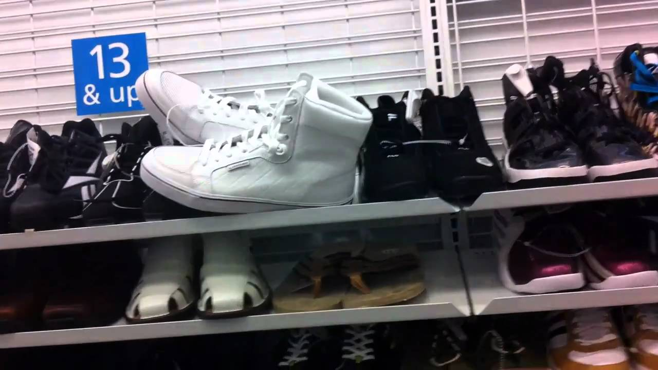 7cba176d9a3 Shopping For Huge Shoes At Ross Dress For Less