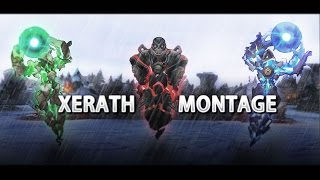 Xerath Montage 2017 Best Moments - League of Legends