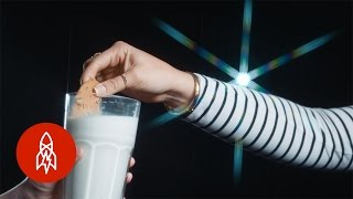 Why We Dunk Cookies in Milk