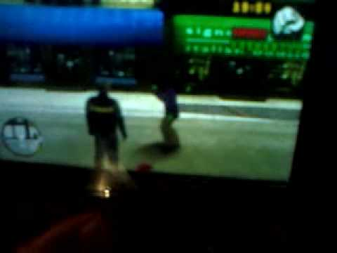 Ways to Suicide yourself in GTA liberty city