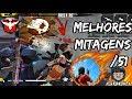 MELHORES JOGADAS E MOMENTOS [HIGHLIGHTS FREE FIRE] #51 - (GARU) THE BEST SMG's MP40 CAPA M79