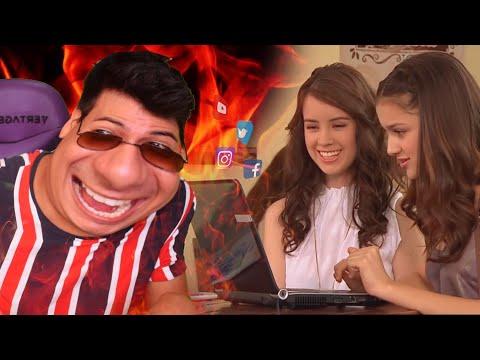 """VideoCritica """"ATRAPADA EN LAS REDES"""" PARTE 1 - HShoww"""