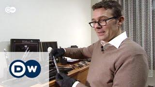 أقلام فاخرة تصنع يدوياً للزبائن من المشاهير   صنع في ألمانيا