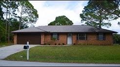 Palm Bay Florida Home For Sale 3/2 1413 Glencove Ave Palm Bay Florida