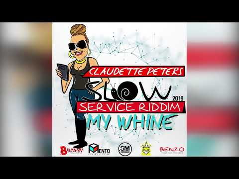 "Claudette ""CP"" Peters - My Whine (Service Riddim) Antigua 2018 Soca"