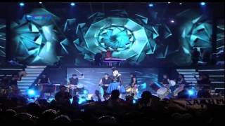 ZASKIA GOTIX Feat DJ ROY B Live At Konser Philips (25-01-2014) Courtesy RCTI