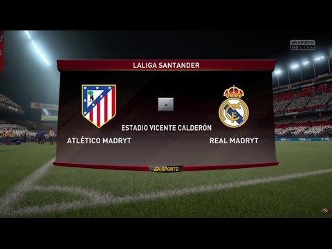 Atlético Madrid vs Real Madrid (Top Match La Liga Santander - 19.11.16)