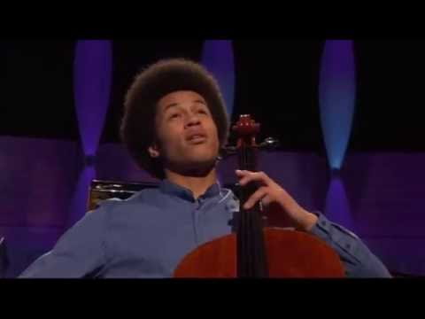 "Sheku Kanneh-Mason plays Rachmaninov: Morceaux de Fantasie ""Elegie"" at BBC Young Musician 2016"