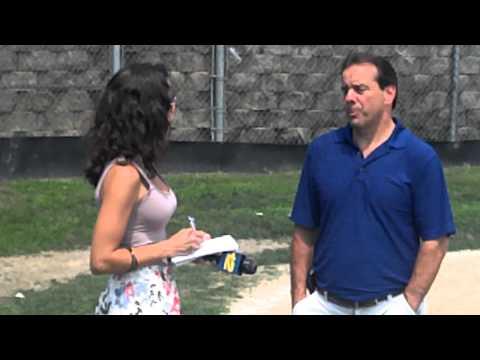 Al Rastelli with Blaise Gomez News 12.