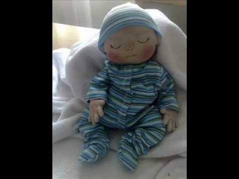 Mis bebes de tela youtube - Telas para cunas de bebe ...