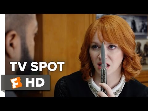 Fist Fight TV SPOT - Fight You (2017) - Christina Hendricks Movie