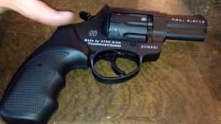 Сигнальный Револьвер Под Мелкашку