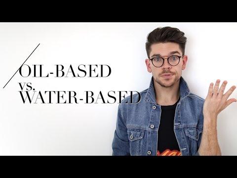 The Debate | Oil-Based vs. Water-Based Hair Products