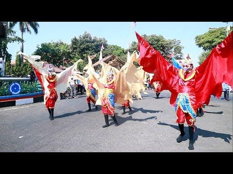 Karnaval Jepara 2019 I HUT Republik Indonesia Ke-74