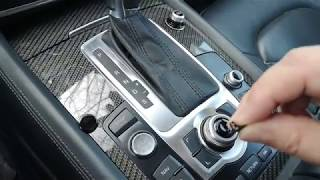 Audi Q7 Mmi Center Knob Not Working видео онлайн - гамма