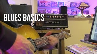 Blues Basics | Blues Rock Lesson | Tim Pierce Masterclass |