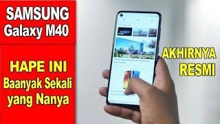 Samsung Galaxy M40 Indonesia - Yang Dinanti-nanti Akhirnya Resmi Dirilis