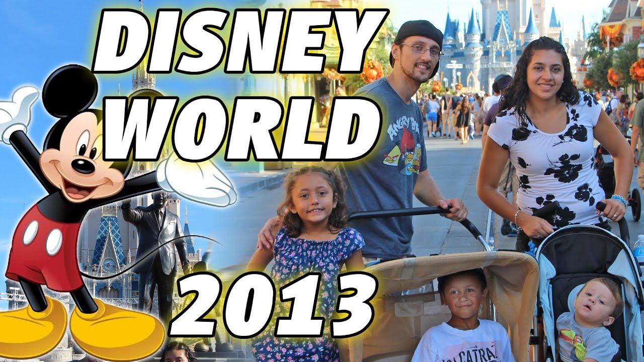 Download Walt Disney World Family Vacation   Summer 2013 Magic Kingdom