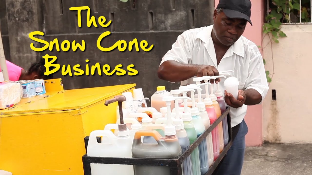 How to Write a Business Plan for a Snow Cone Stand