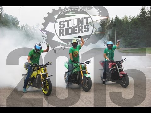 Best Of 2015 - Utena Stuntriders