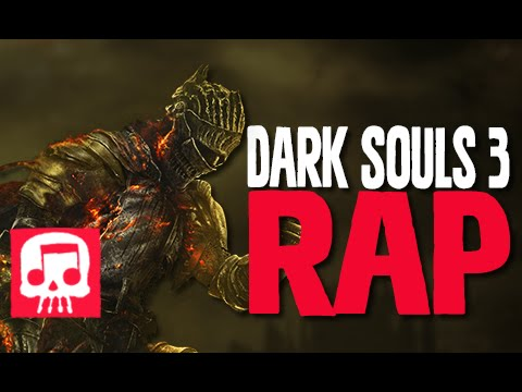 """DARK SOULS III RAP by JT Music - """"Darkness Falling"""""""