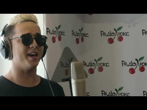 Melovin заспівав наживо в студії Люкс ФМ #ЛюксLIVE
