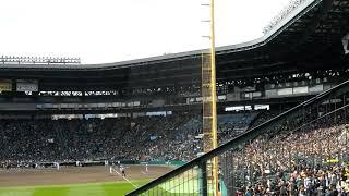 第91回選抜高校野球大会 二日目第二試合 初回から横浜高校の猛打炸裂!第一試合の習志野高校に続いて有利な試合展開かと⁉ 思われたが、エ...