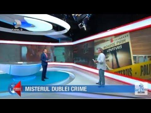 Stirile Kanal D (17.07.2018) - Misterul dublei crime! Editie COMPLETA