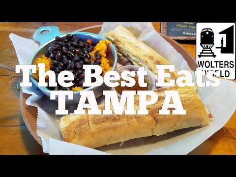 What To Eat In Tampa, Florida