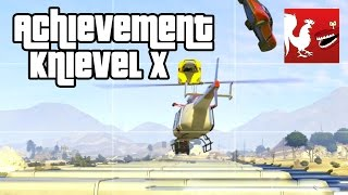 Things to Do In GTA V - Achievement Knievel X | Rooster Teeth