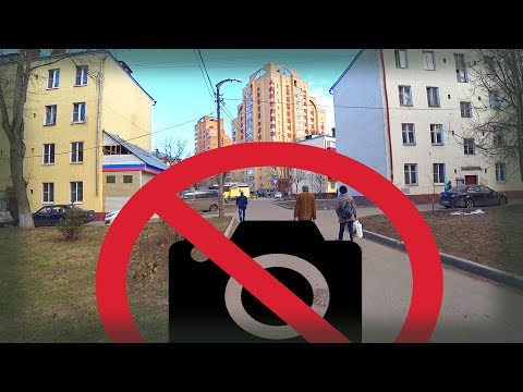 Russia 2018: Problems with filming in public places. Why I went to Korolev city?  Russian dovecote